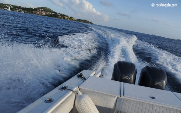 Rockhopppin' Charters Powerboat Rental, St. John, USVI